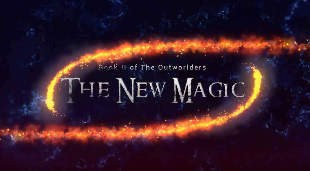 Book Trailer: The New Magic