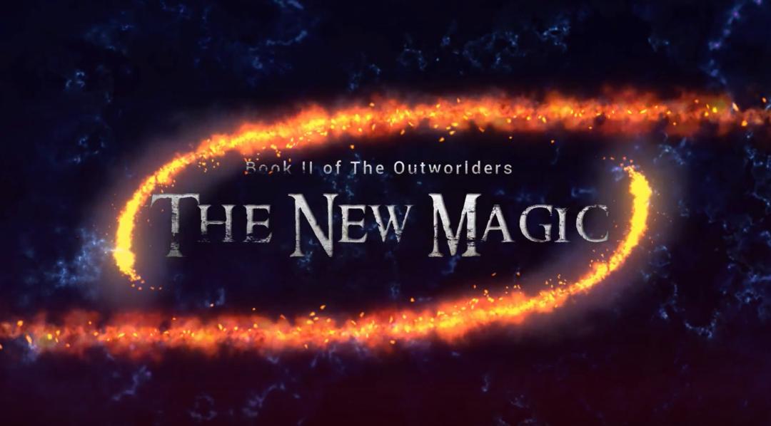 Book Trailer: The New Magic