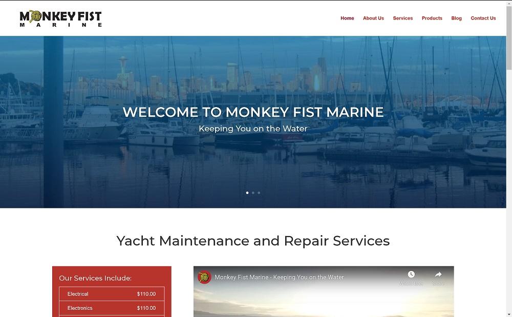 Monkey Fist marine